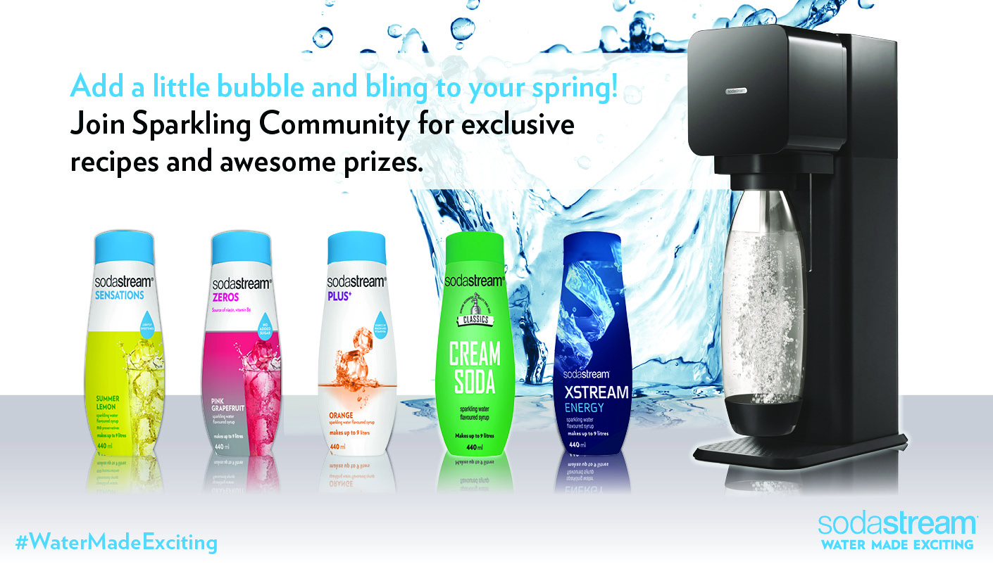 1194914 Sodastream September post Sparkling Community 677x385px