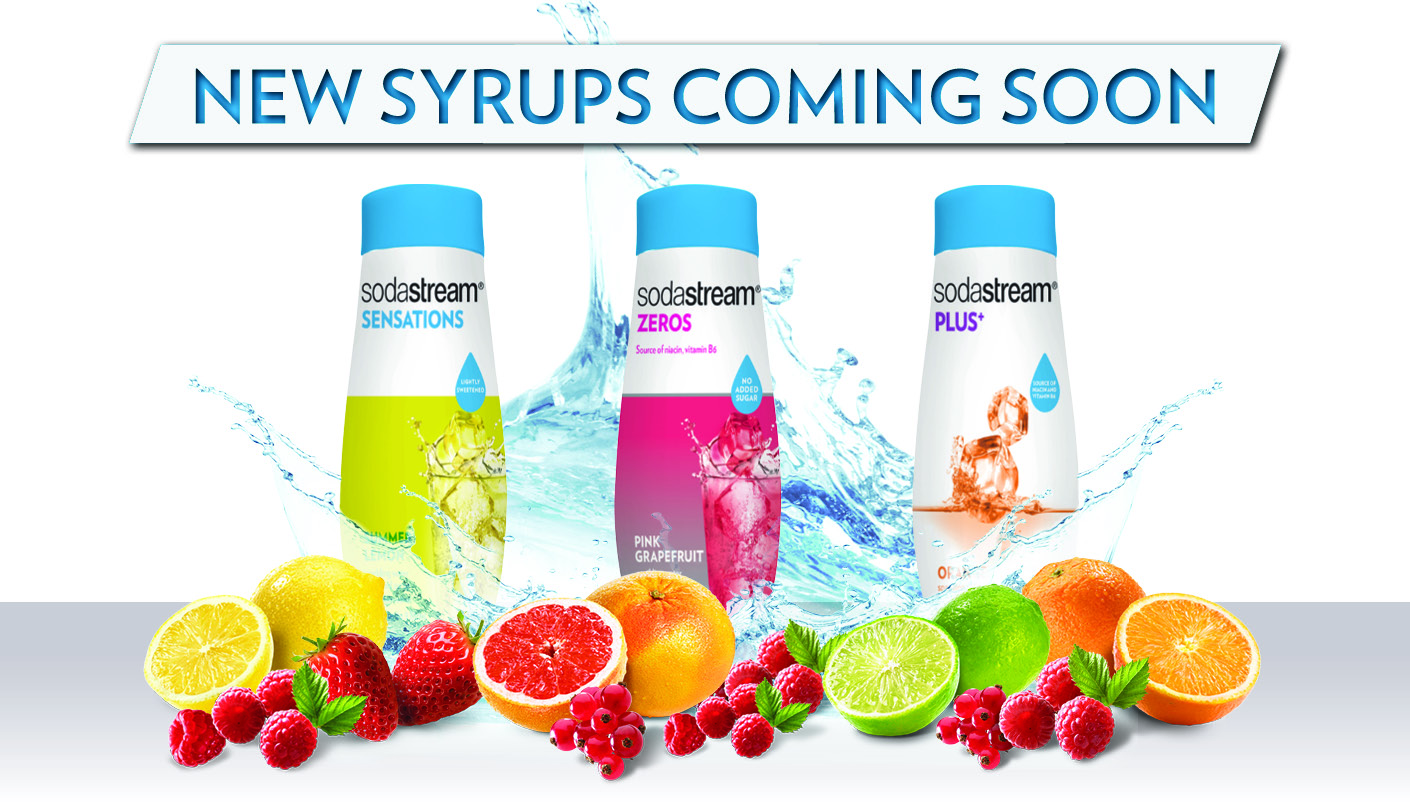 1194914 Sodastream Social Media New syrups coming soon 677x385px