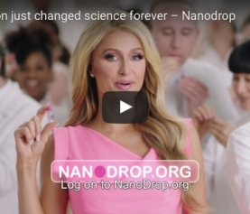 Paris Hilton as changed science forever